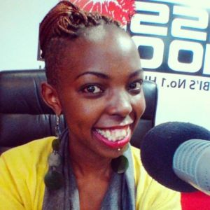 KISS FM presenter ADELLE ONYANGO Imprudently DITCHED by her FIANCEE CHRIS
