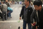 Blasts kill dozens at market in China's restive Xinjiang region