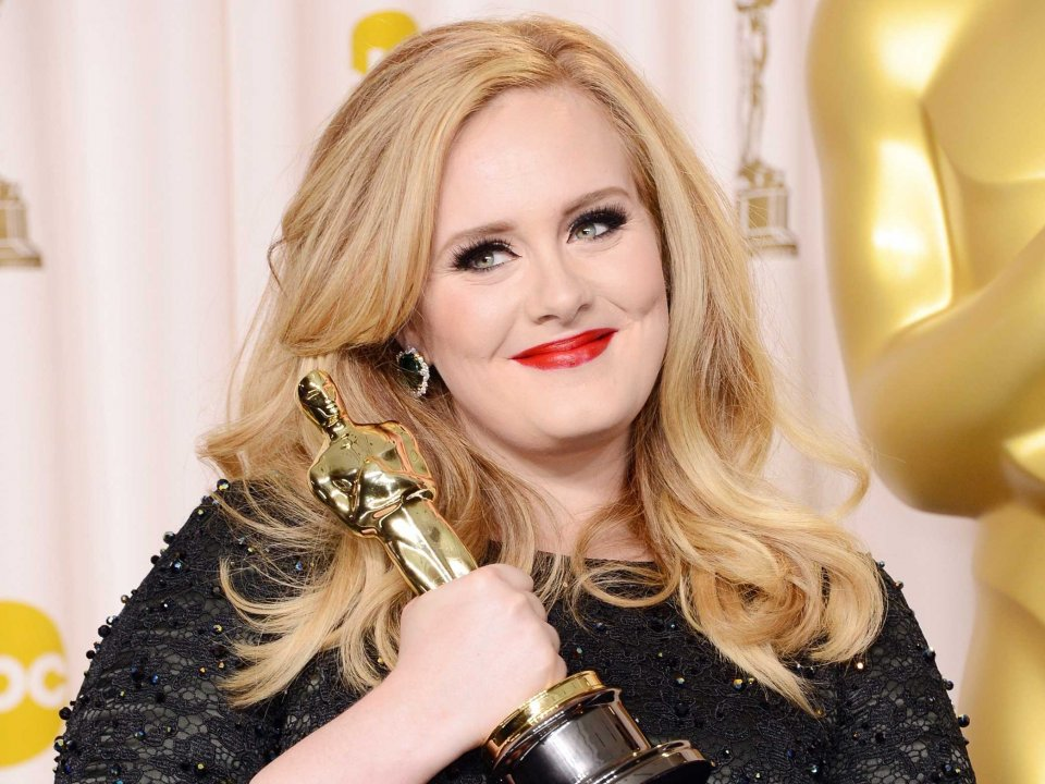 Think, that Adele laurie blue adkins a lesbian with
