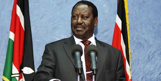 Raila Odinga's Open Letter to President Uhuru Kenyatta