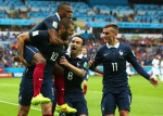 World Cup: Benzema Leads French, Swiss Come From Behind
