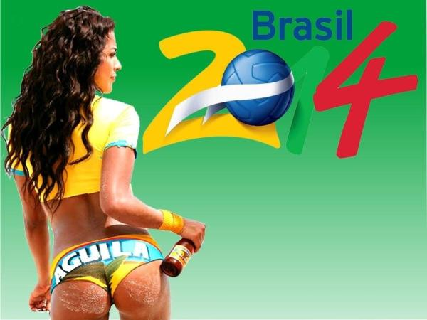 13 Reasons To Watch The World Cup, That Have Nothing to Do With Football