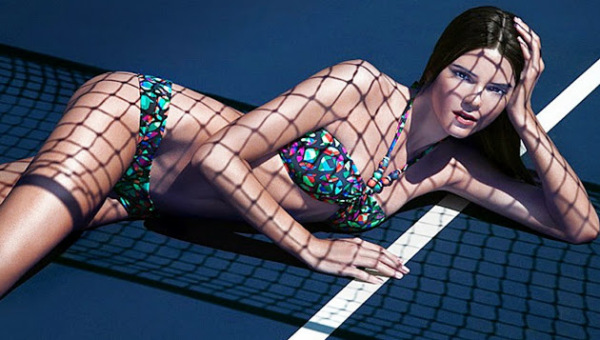 Kendall Jenner Strips Down [Photos]