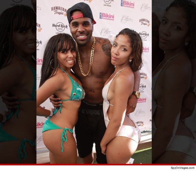 Jason Derulo Goes to Rehab because he is Addicted to Ass!!