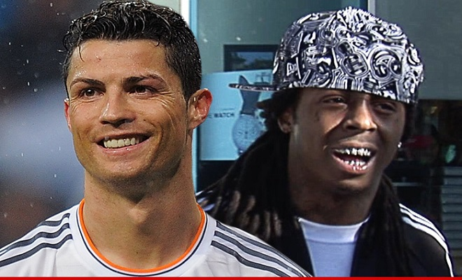Lil Wayne set to start sports Management Company, teams up with Cristiano Ronaldo
