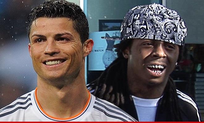 Lil Wayne set to start sports Management Company, teams up with Cristiano Ronaldo
