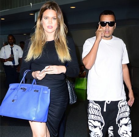 Is Khloe Kardashian Pregnant For French Montanna?