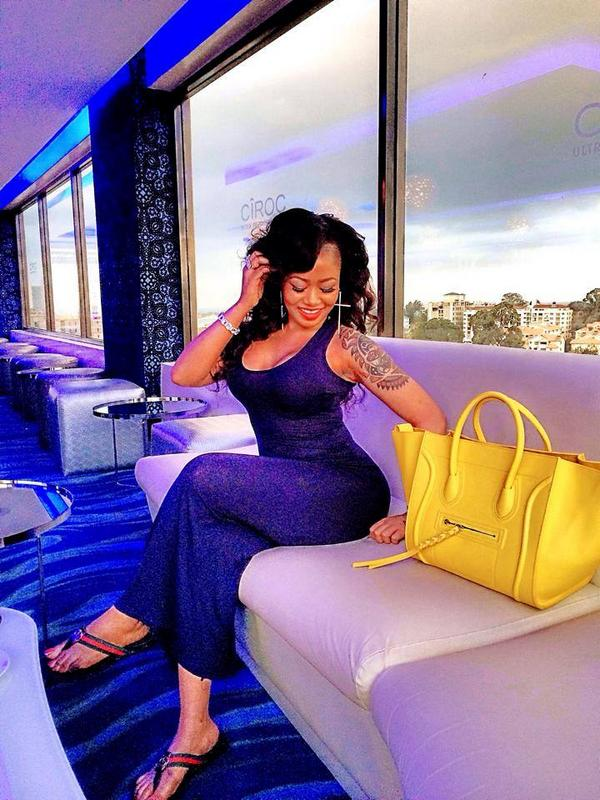 New Photos of the Miracles Vera Sidika has done to her Body, AMAZING!!