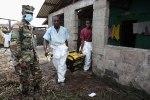 Liberia President Declares EbolaCurfew
