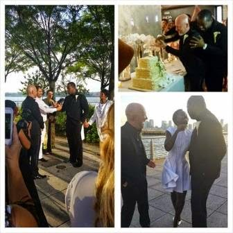 Lupita Nyong'o attends a Gay Wedding, Creates ripples On Social Media