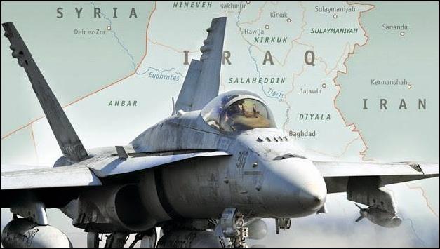 US Airstrikes on ISIS 1