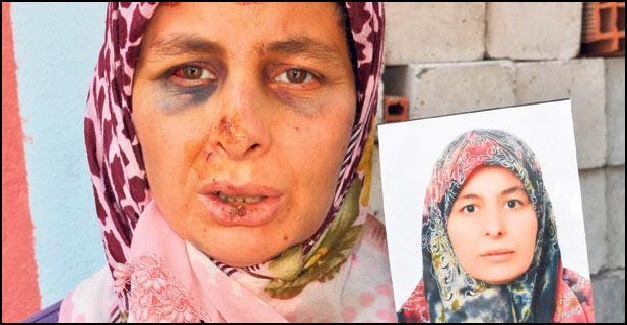 Woman in Turkey 1