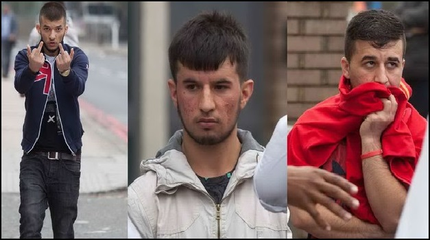 3 Muslims Rape Disabled Women in UK