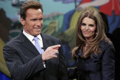 Arnold Schwarzenegger's Wife, Mariah Shriver's Secret Affair Exposed!