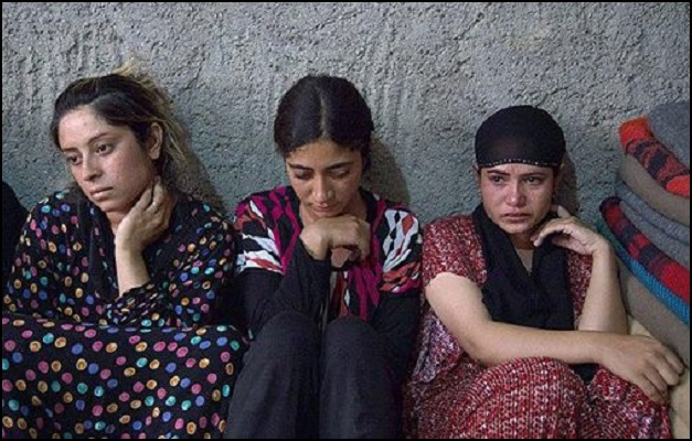 Christian Girls Kidnapped by ISIS