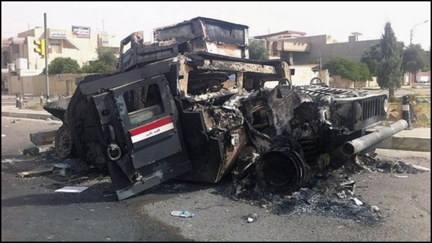 ISIS Attacks Baghdad 1