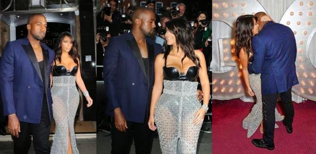 Kim and Kanye love