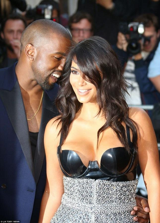 Kim and Kanyeew
