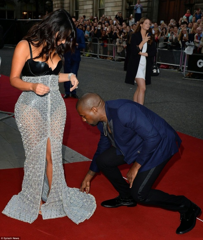 Kim and Kanyeyij