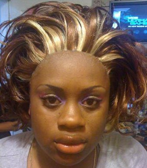 14 Most Astonishing Ratchet Weaves Of All Time! [Photos ...