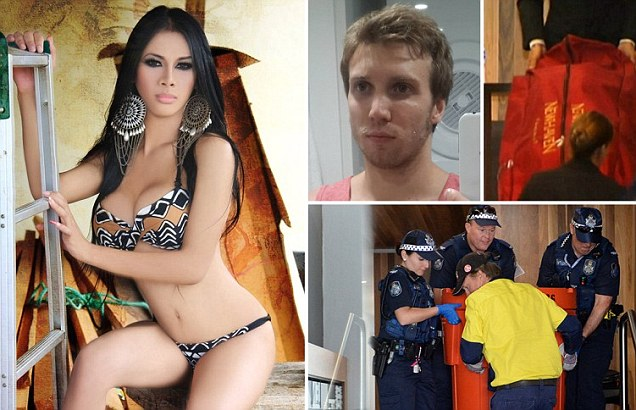 HORRIFIC: A Chef Killed and cooked his Transsexual wife who was a high-class sex worker!!