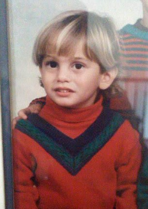 Joe has pictures of himself as a child on his Facebook page Picture: Facebook)