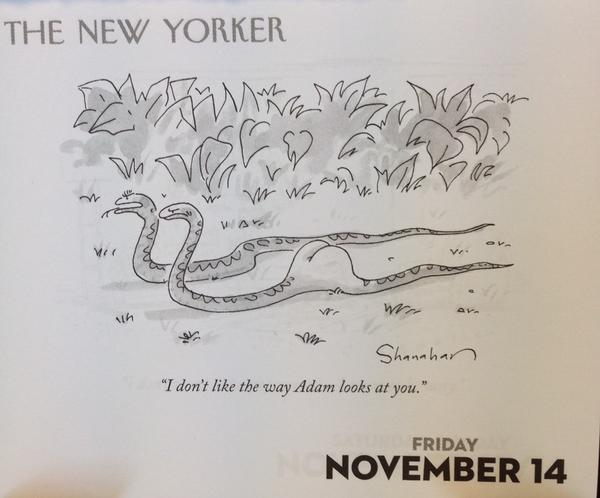 "Funny: See The Bootylicous Snake That Tempted ""Adam"" In The Garden Of Eden"