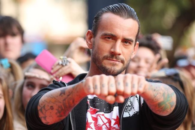 CM Punk  was  Fired by WWE on his Wedding day, find out WHY
