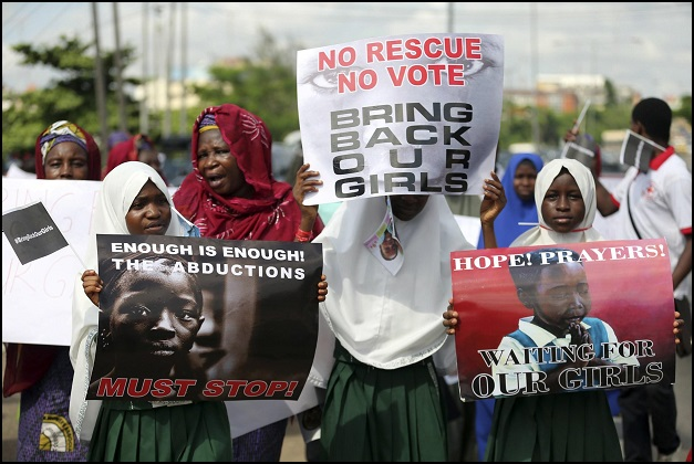 Nigeria Kidnapped Schoolgirls 1