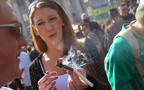 Marijuana Smokers Remember Nothing but a Good Time, Study Says