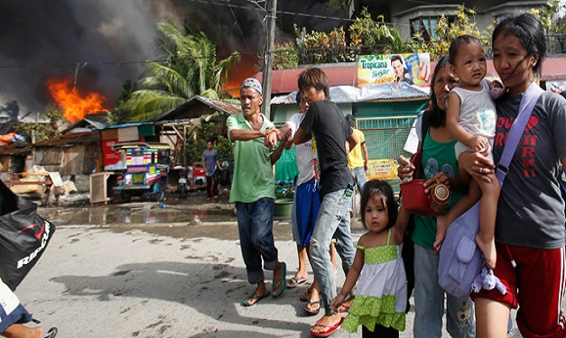 Philippines - Muslims Attack Christians