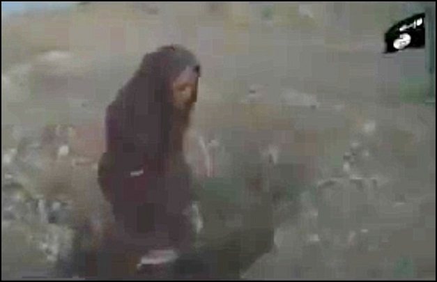 Syrian Woman Stoned to Death