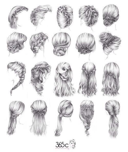 Various Braided Hairstyle Ideas for Ladies (Photo)