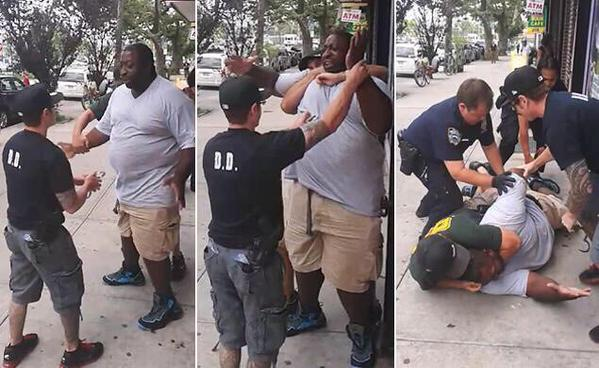 A video of a NYPD Cop Choking Eric Garner to Death isn't Enough Evidence to Prove a Cop Choked a Man to Death