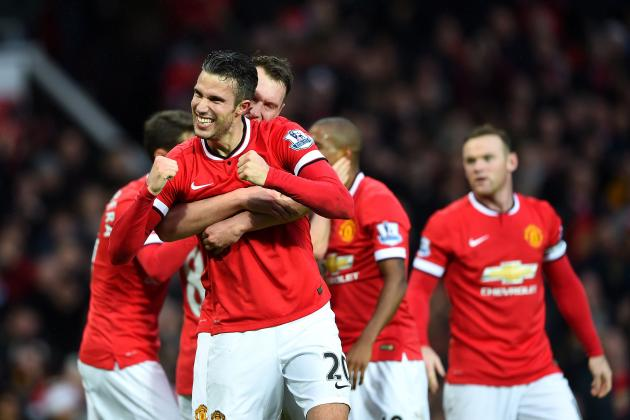 Manchester United Are Officially Premier League Title Contestants after Thrashing Liverpool 3:0 at Old Trafford