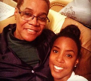 SAD NEWS: Kelly Rowland's Mother Doris Rowland Garrison has Died
