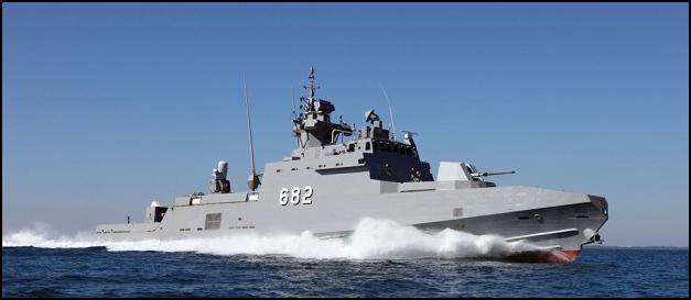 Naval Ship 2