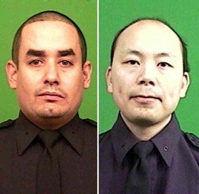 The Two New York Police Officers May Have Been Assassinated Over Chokehold Death of Eric Garner!!