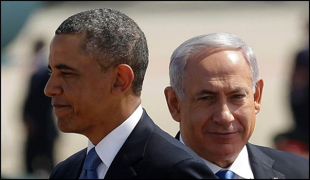 Obama and Netanyahu 2