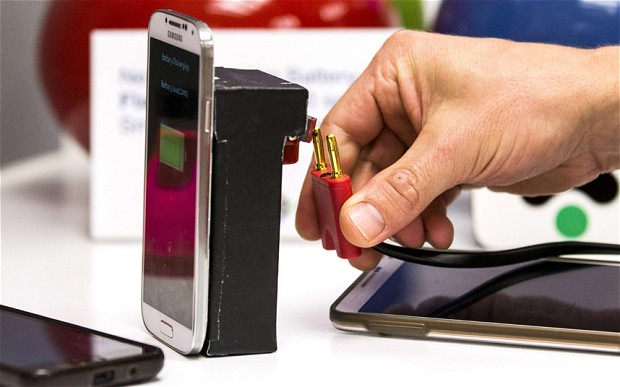 New Technology Makes it Possible to Charge Your Smartphone in just 30 Seconds