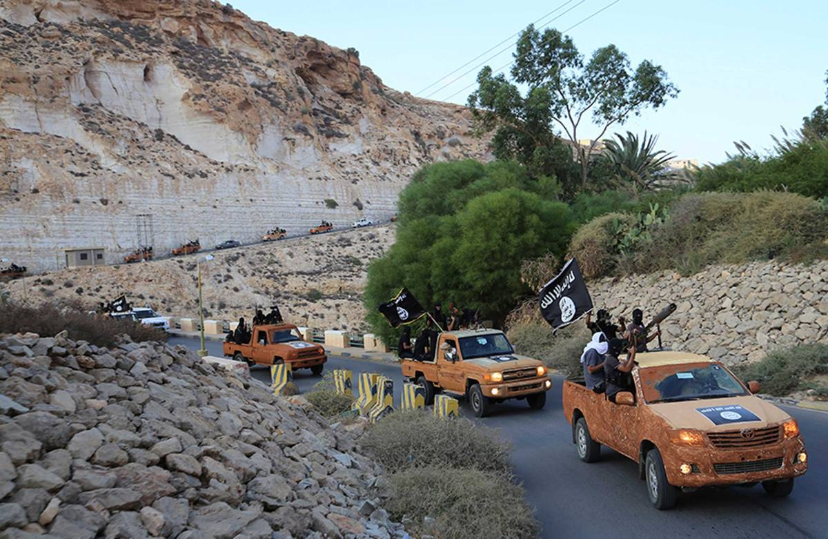 ISIS-linked Camps in Libya Fan Concerns About Growing Militant Threat