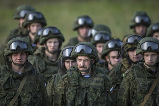 Vladimir Putin Orders Snap Military Drills on NATO Border
