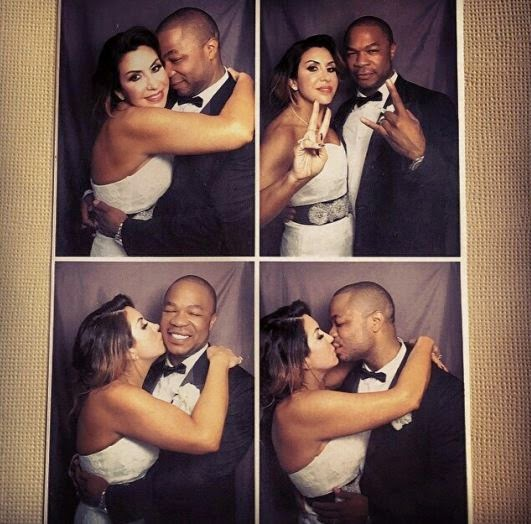 Rapper Xzibit Arrested for Alleged DUI Soon after Getting Married to Long time Girlfriend Krista Joiner