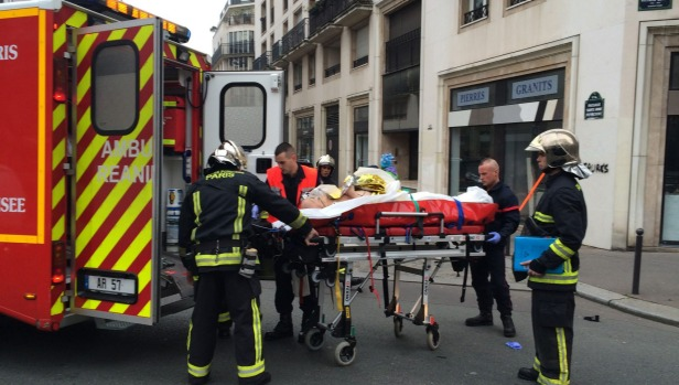 Charlie Hebdo Massacre: At least 12 People dead in Islamist Terror attack at Satirical French Publication - Charlie Hebdo