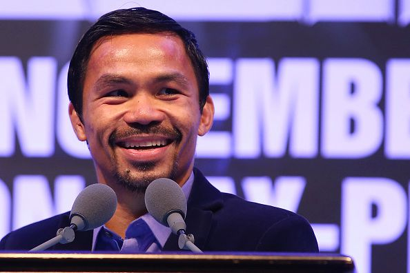 Hold On, Manny Pacquiao Hasn't Actually Agreed to That May/2015 Floyd Mayweather Fight