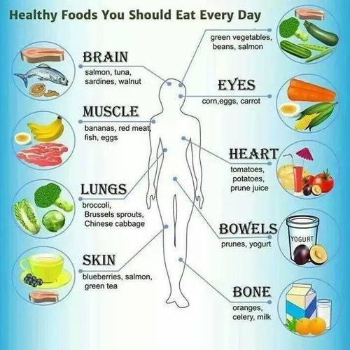 Healthy Foods you should Eat Everyday