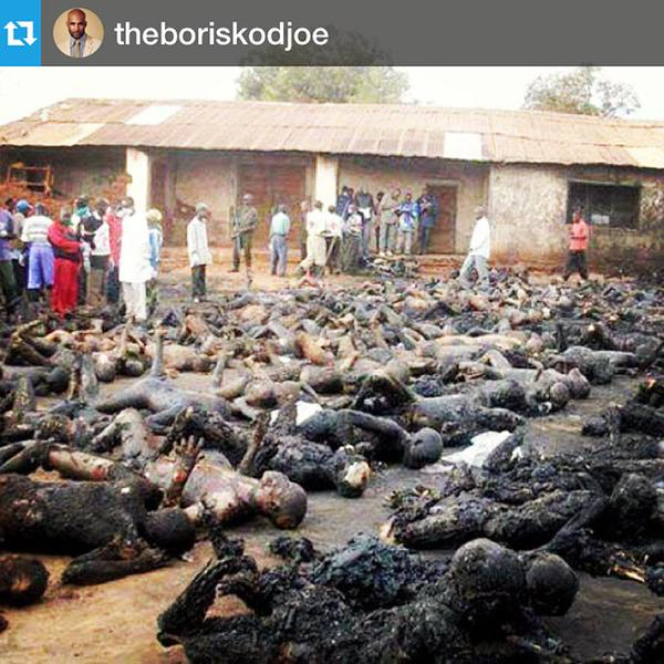 BAGA MASSACRE: Over 2,000 Civilians Feared Killed in 'deadliest' Boko Haram Terror attack in Nigeria