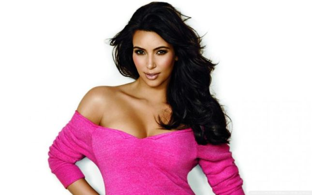 Kim Kardashian Goes COMPLETELY NAKED For Prada in Love Magazine [LOOK]