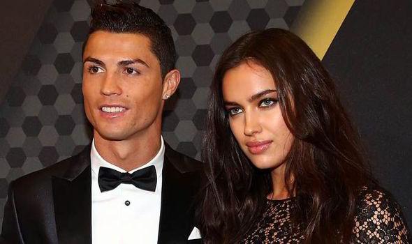 Cristiano Ronaldo splits with Model girlfriend Irina Shayk 'following rows over his mum'