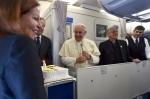 Pope Francis Tells Catholics That They Shouldn't Be Breeding 'LikeRabbits'